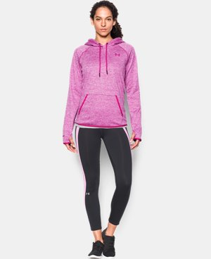 Women's UA Storm Armour® Fleece Icon Twist Hoodie  20 Colors $69.99
