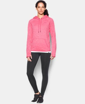Women's UA Storm Armour® Fleece Logo Twist Hoodie   $33.99 to $44.99
