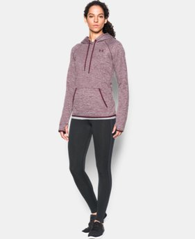Women's UA Storm Armour® Fleece Icon Twist Hoodie LIMITED TIME: FREE U.S. SHIPPING 1 Color $39.99