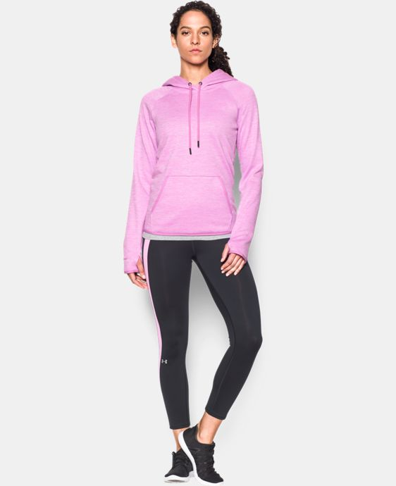 Women's UA Storm Armour® Fleece Icon Twist Hoodie  2 Colors $41.99 to $52.99