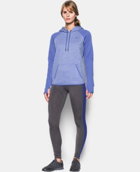 Women's UA Storm Armour® Fleece Logo Twist Hoodie  1 Color $33.74 to $35.99