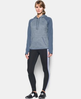 Women's UA Storm Armour® Fleece Logo Twist Hoodie  3 Colors $33.99 to $44.99