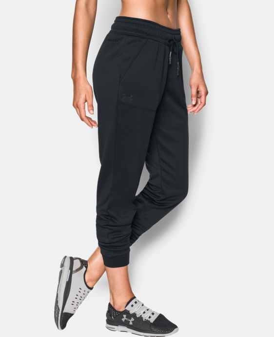 Women's UA Storm Armour® Fleece Lightweight Jogger  4 Colors $64.99