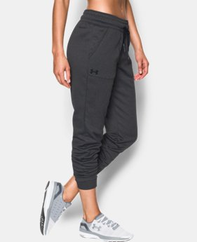 Women's UA Storm Armour® Fleece Lightweight Joggers - Twist LIMITED TIME OFFER 1 Color $47.26