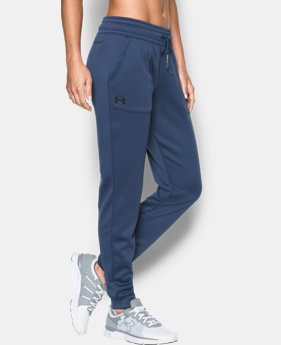 Women's UA Storm Armour® Fleece Lightweight Jogger  1 Color $64.99