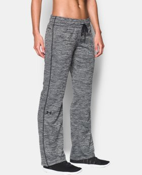 Women's UA Storm Armour® Fleece Twist Lightweight Pant