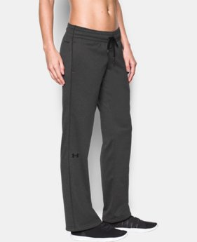 Women's  UA Storm Armour Fleece® Lightweight Pants LIMITED TIME: FREE U.S. SHIPPING 2 Colors $49.99