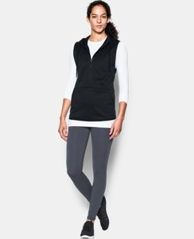 New Arrival  Women's UA Storm Lightweight Armour® Fleece Vest   $69.99