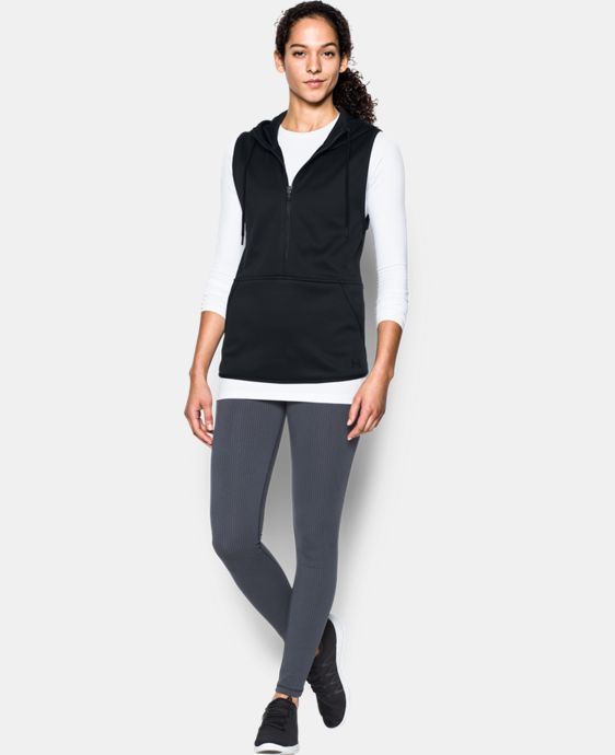 Women's UA Storm Lightweight Armour® Fleece Vest LIMITED TIME: FREE U.S. SHIPPING 1 Color $59.99