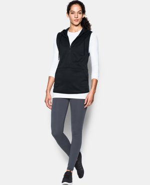 Women's UA Storm Lightweight Armour® Fleece Vest LIMITED TIME: FREE U.S. SHIPPING 2 Colors $59.99