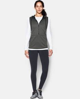 Best Seller Women's UA Storm Lightweight Armour® Fleece Vest  1 Color $59.99