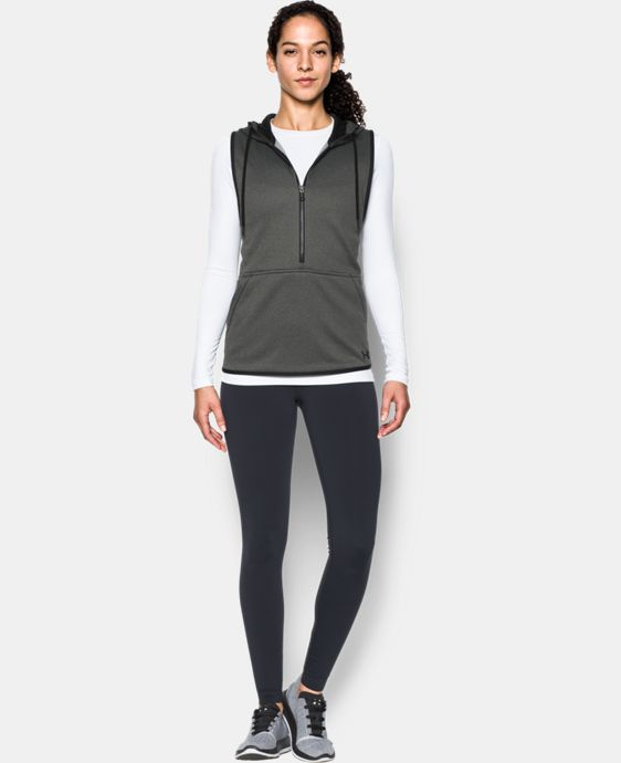New Arrival  Women's UA Storm Lightweight Armour® Fleece Vest LIMITED TIME: FREE SHIPPING 2 Colors $69.99