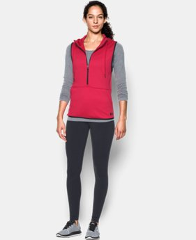 Women's UA Storm Lightweight Armour® Fleece Vest  2 Colors $59.99