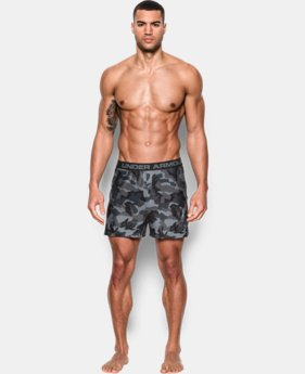 Men's UA Original Series Boxer Shorts – Special Edition