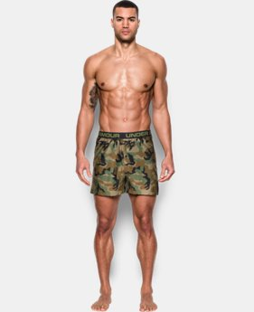 Men's UA Original Series Boxer Shorts – FD Edition  1 Color $18.99