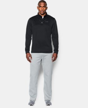 Men's UA Armour® Fleece ¼ Zip  1 Color $32.99
