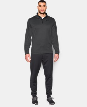Men's UA Armour® Fleece ¼ Zip