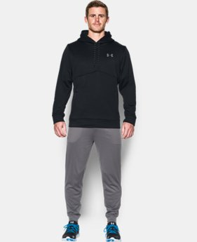 Men's UA Storm Armour Fleece® Hoodie  3  Colors Available $32.99