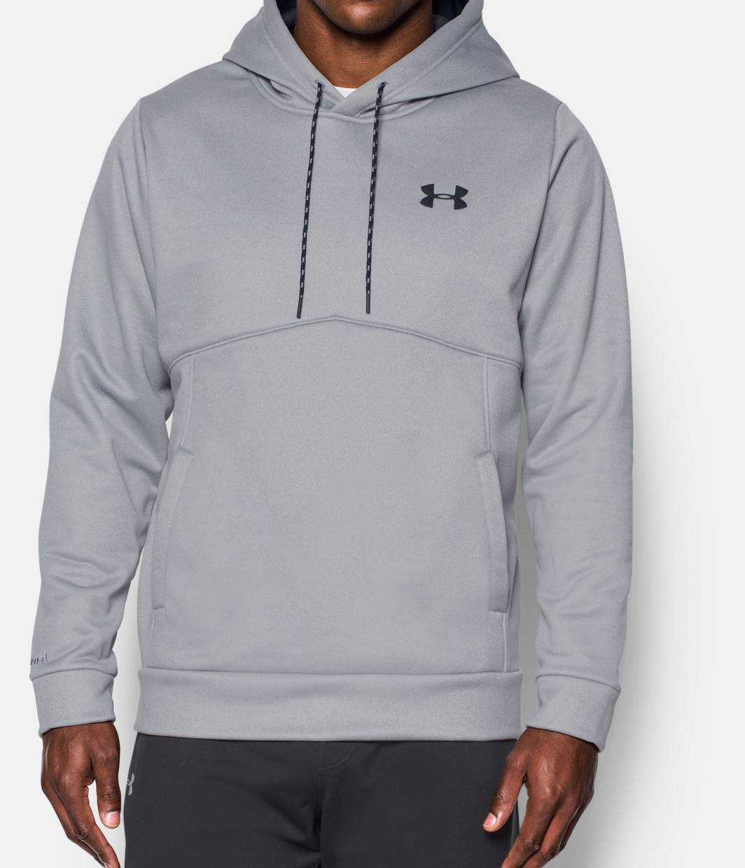 Men's UA Storm Armour® Fleece Hoodie | Under Armour US