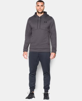 Men's UA Storm Armour® Fleece Hoodie LIMITED TIME OFFER 3 Colors $39.99
