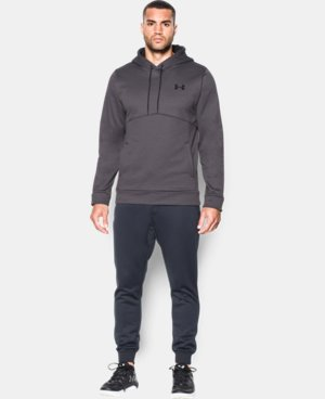 Men's UA Storm Armour® Fleece Hoodie LIMITED TIME OFFER + FREE U.S. SHIPPING 2 Colors $39.99