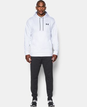 Men's UA Storm Armour® Fleece Hoodie  2 Colors $48.74