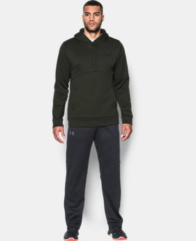 Men's UA Storm Armour® Fleece Hoodie  1 Color $54.99