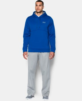 Men's UA Storm Armour® Fleece Hoodie  3 Colors $64.99