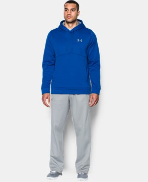 Men's UA Storm Armour® Fleece Hoodie LIMITED TIME: FREE SHIPPING 3 Colors $48.74