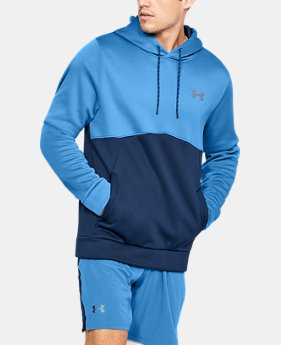 Men's UA Storm Armour Fleece® Hoodie  1 Color $39.99 to $41.24