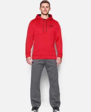 Men's UA Storm Armour® Fleece Hoodie LIMITED TIME: 25% OFF 1 Color $41.24