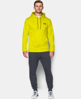 Men's UA Storm Armour® Fleece Hoodie  1 Color $24.74 to $31.49