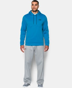 Men's UA Storm Armour® Fleece Hoodie  1 Color $31.99 to $41.99