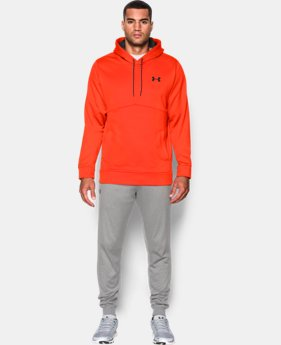 Men's UA Storm Armour® Fleece Hoodie  1 Color $41.99