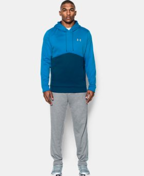 Men's UA Storm Armour® Fleece Hoodie  6 Colors $31.99 to $41.99