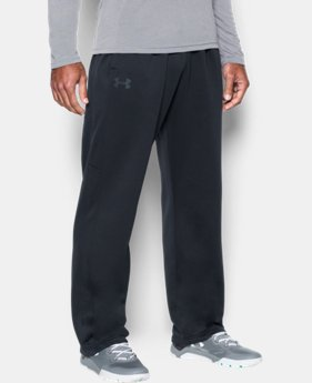 Best Seller  Men's UA Storm Armour Fleece® Pants LIMITED TIME: FREE SHIPPING 1 Color $64.99