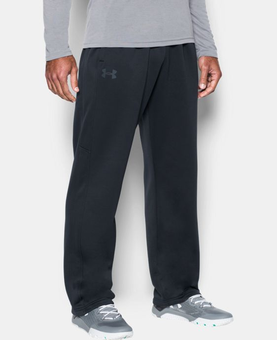Men's UA Storm Armour® Fleece Pants  6 Colors $48.99 to $64.99