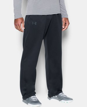 Best Seller Men's UA Storm Armour® Fleece Pants  3 Colors $54.99