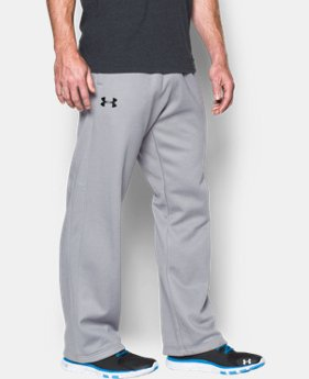 Men's UA Storm Armour Fleece® Pants  3  Colors Available $38.99 to $45.49