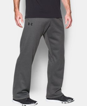 Best Seller Men's UA Storm Armour® Fleece Pants  4 Colors $54.99