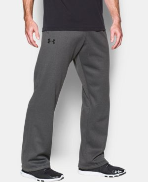 Men's UA Storm Armour® Fleece Pants LIMITED TIME: FREE SHIPPING 2 Colors $48.99 to $64.99