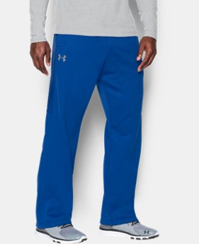 Best Seller Men's UA Storm Armour® Fleece Pants  1 Color $54.99