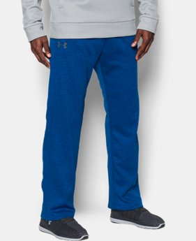 Men's UA Storm Armour® Fleece Pants LIMITED TIME OFFER 1 Color $47.26