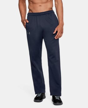 Men's UA Storm Armour Fleece® Pants  1  Color Available $38.49
