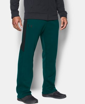 Best Seller Men's UA Storm Armour® Fleece Pants  2 Colors $54.99