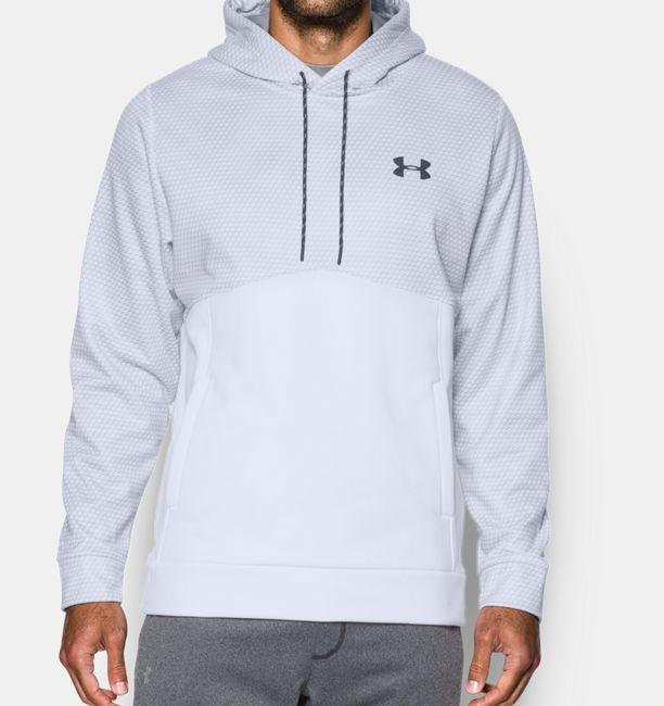 6fdfcd0e3e58 Men s UA Storm Armour Fleece® Patterned Hoodie