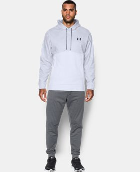 Men's UA Storm Armour® Fleece Patterned Hoodie  1 Color $44.99