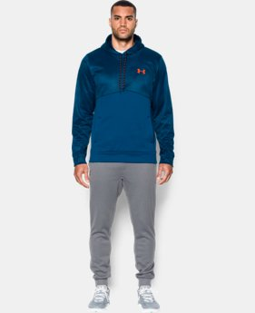 Men's UA Storm Armour® Fleece Patterned Hoodie  2 Colors $44.99