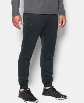 Men's UA Storm Armour® Fleece Joggers  4 Colors $69.99