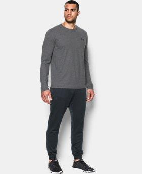 New Arrival  Men's UA Storm Armour® Fleece Joggers  4 Colors $69.99